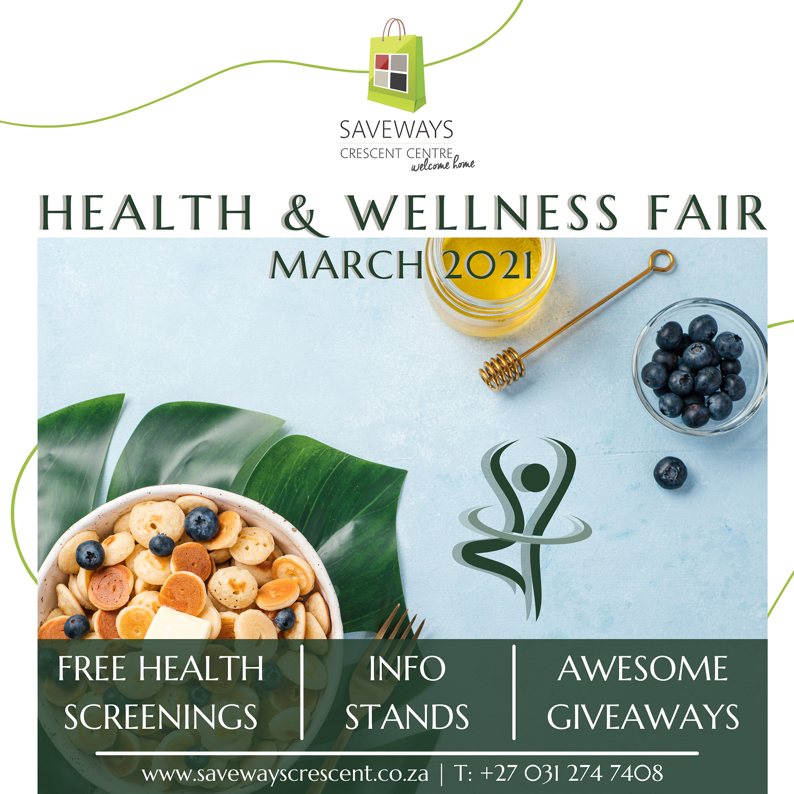 Saveways Crescent Health & Wellness Fair